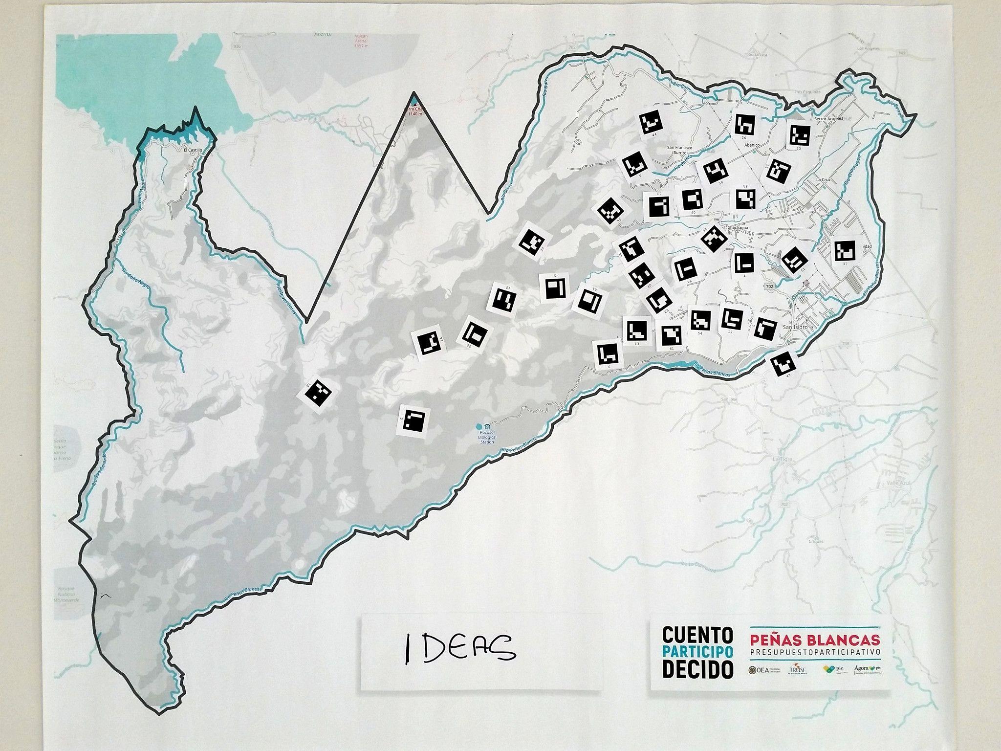 Mapa Ideas