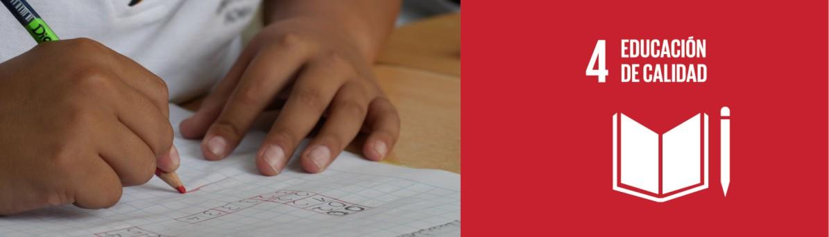 ODS -ONU Meta 4. Educación de calidad