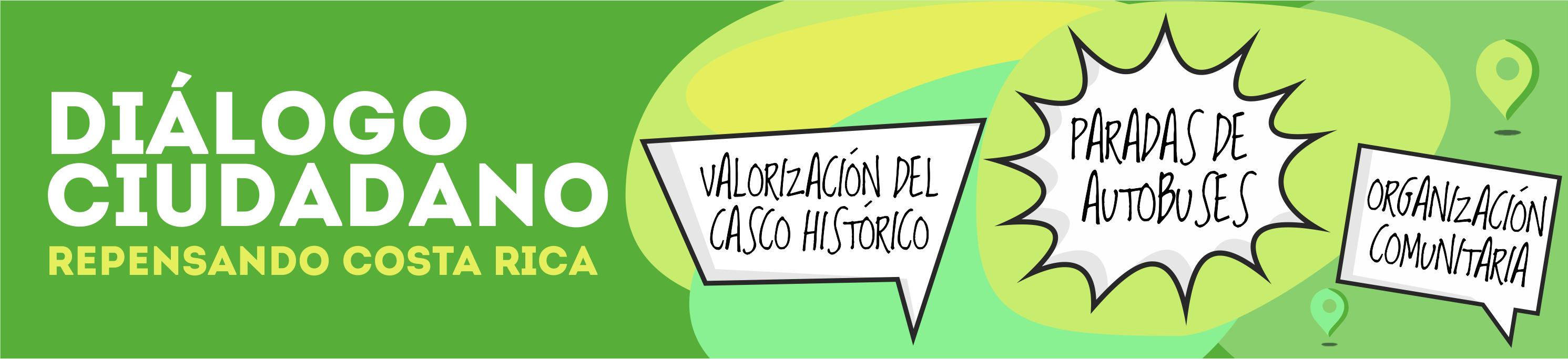 Diálogo Ciudadano Costa Rica - ÁgoraPic