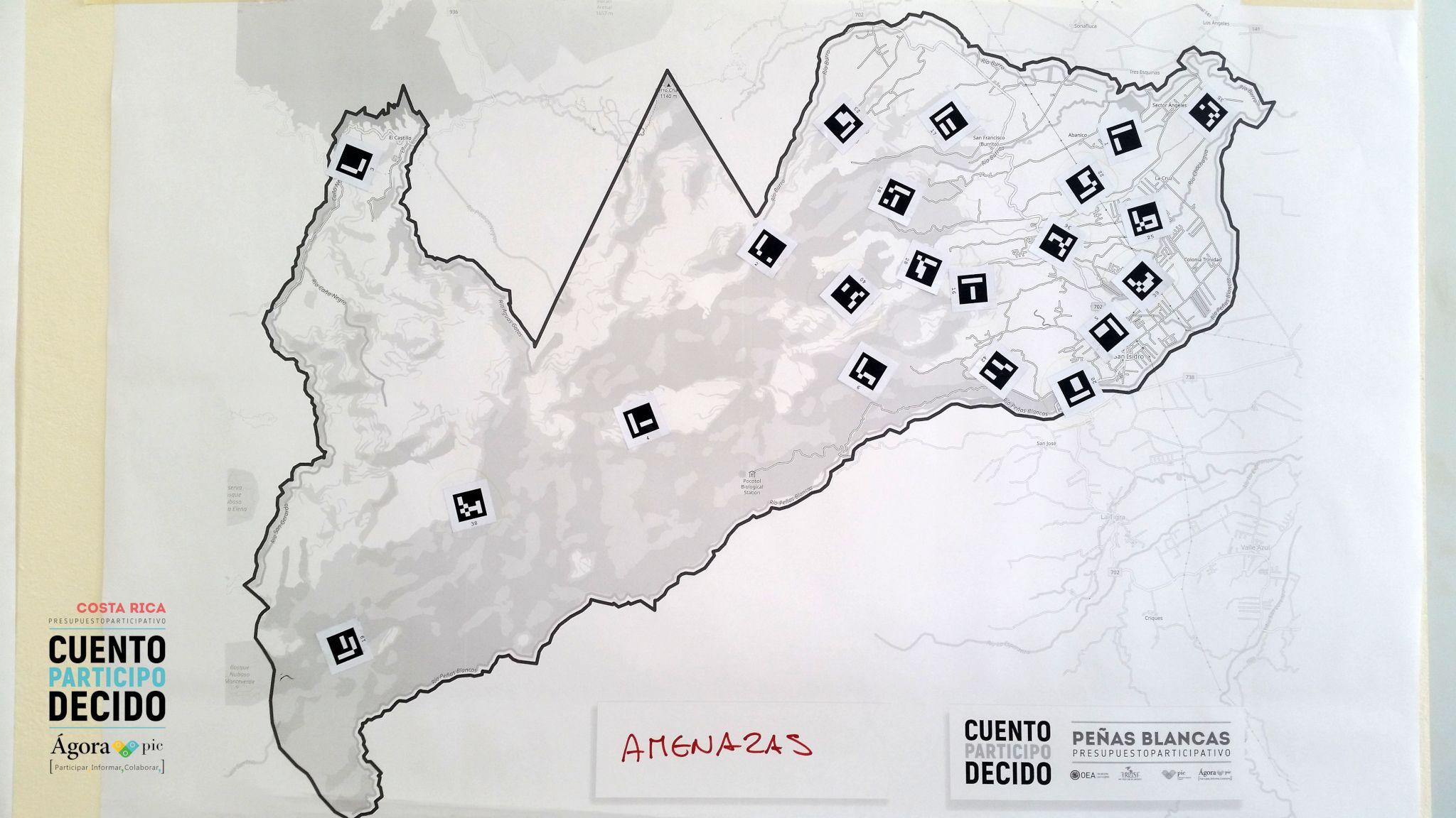 Mapa Amenazas