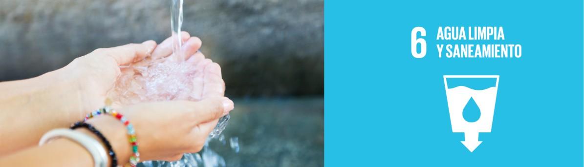 ODS -ONU Meta 6. Agua y Saneamiento